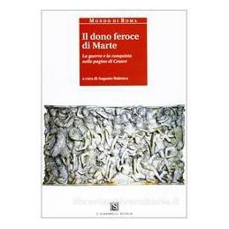 DONO FEROCE DI MARTE (BALESTRA)