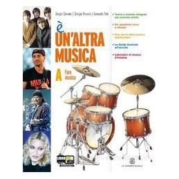 E` UN`ALTRA MUSICA (A+B) +CD +CD ROM