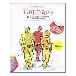 EMMAUS VERS.LEGGERA V.UN.+VANGELI