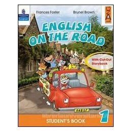 ENGLISH ON THE ROAD 1, STUDENT`S BOOK