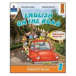 ENGLISH ON THE ROAD 2, STUDENT`S BOOK