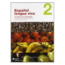 ESPANOL LENGUA VIVA PACK 2