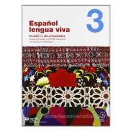 ESPANOL LENGUA VIVA PACK 3