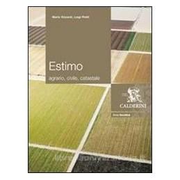 ESTIMO AGRARIO CIVILE CATASTALE +CD