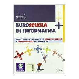 EUROSCUOLA DI INFORMATICA +CD ROM