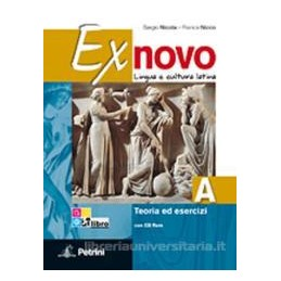 EX NOVO (A+B) +CD ROM