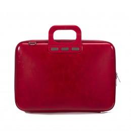 borsa-bombata-classic-nylon-15-rosso