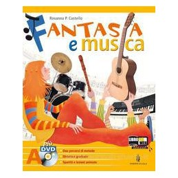 FANTASIA E MUSICA (A+B+C) +3 DVD