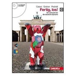FERTIG LOS! C +CD +CD ROM