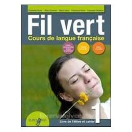 FIL VERT 1 +CAHIER +CD 1