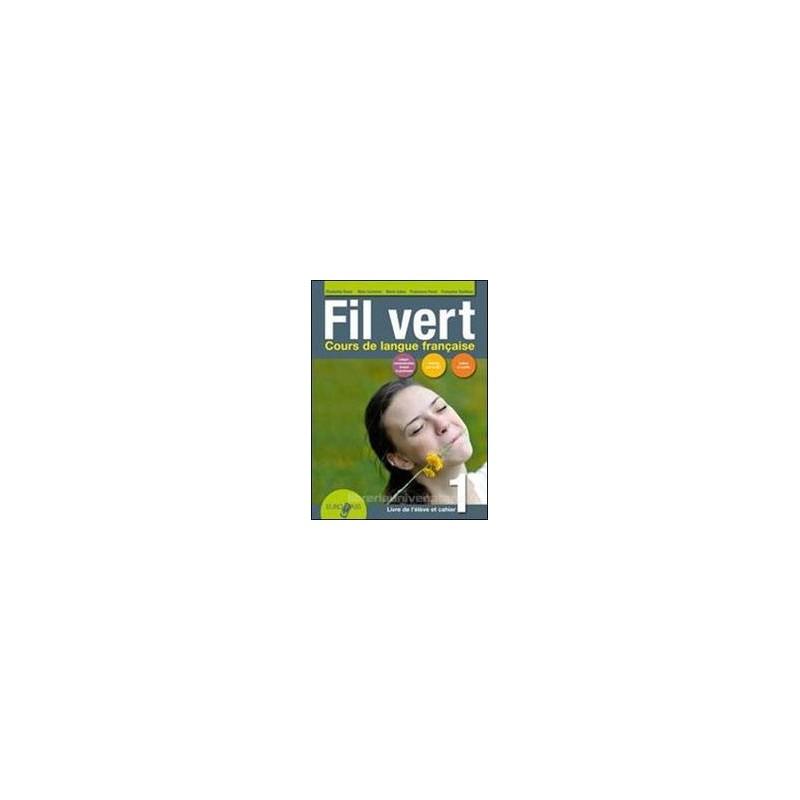 FIL VERT 2 +CAHIER +CD 2