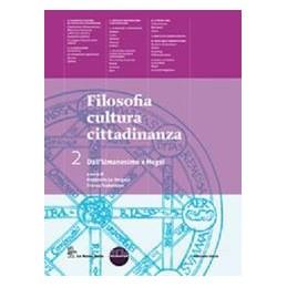 FILOSOFIA CULTURA CITTADINANZA 2