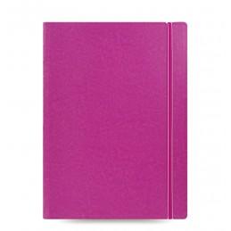 notebook-a-quadretti-filofax-a4-copertina-fucsia