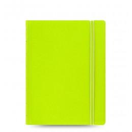 notebook-filofax-classic-a5-verde-pera