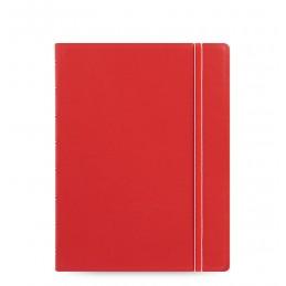notebook-filofax-classic-a5-rosso