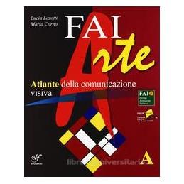FAI ARTE (A+B) +LABORATORIO (A+B) +DVD