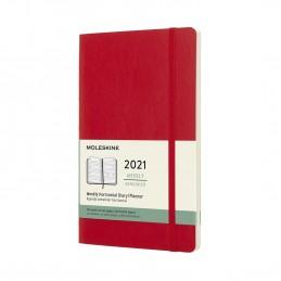 agenda-settimanale-orizzontale-12-mesi-moleskine-2021-large-13x21cm-copertina-rigida-rosso