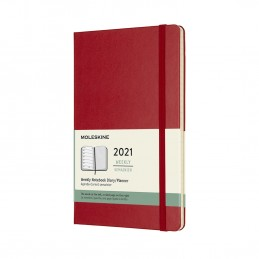 agenda-settimanale-12-mesi-moleskine-2021-large-13x21cm-con-spazio-per-note-copertina-morbida-rossa