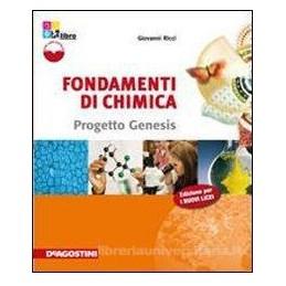 FONDAMENTI DI CHIMICA +LIBRO DIGIT. X BN
