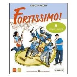 FORTISSIMO! (A+B) +LIBRO ATTIVO +CD +DVD