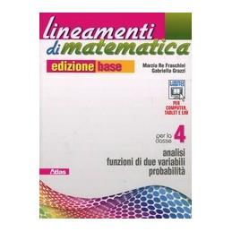lineamenti-di-matematica-x-4--base