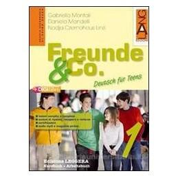 FREUNDE & CO. 3, KURSBUCH +ARBEITSBUCH 3