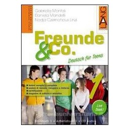 FREUNDE & CO. 2 +ABUCH +CD +ACTIVEB.+SCH