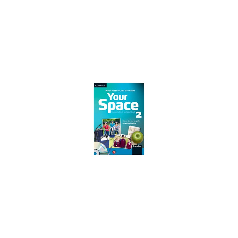 your-space-2-students-pack-2-cd