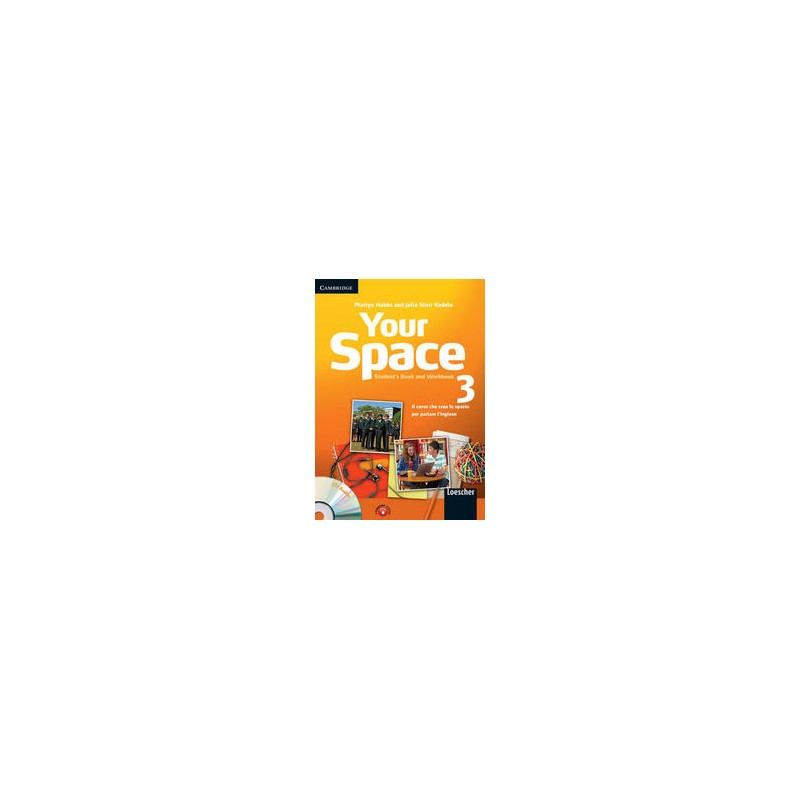 your-space-3-students-pack-2-cd