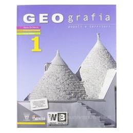 GEOGRAFIA POPOLI E TERRITORI 1 +4 ALLEG.