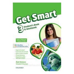 GET SMART 3, SB&WB +EXAM TRAINER +MDB