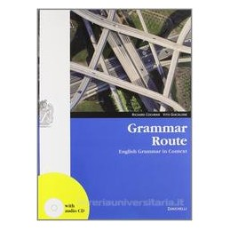 GRAMMAR ROUTE +CD
