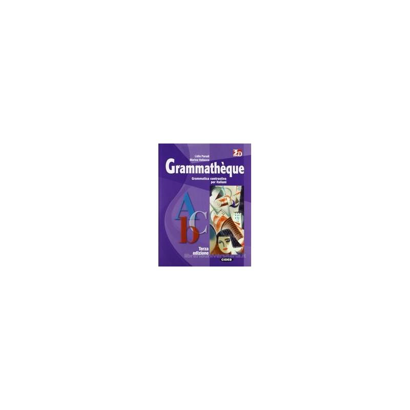 GRAMMATHEQUE +GRAMMATHEQUE EXERCICES +CD