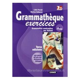 GRAMMATHEQUE EXERCICES +CD ROM