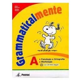 GRAMMATICALMENTE (A+B+C) +CD ROM