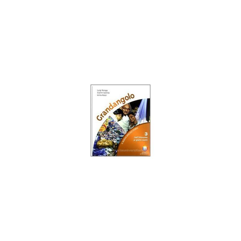 GRANDANGOLO  3  `800 OGGI +QU.+GUIDA +CD