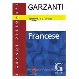 GRANDE DIZIONARIO DI FRANCESE +MOT +CD R