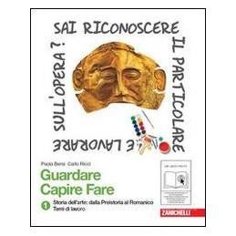 GUARDARE CAPIRE FARE 1  PREIST. ROM.+LIN