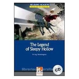 LEGEND OF SLEEPY HOLLOW +CD
