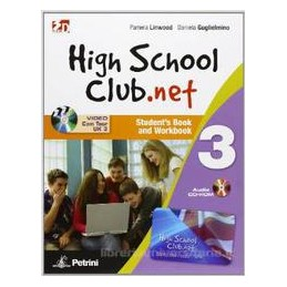 HIGH SCHOOL CLUB.NET 3 +CD+DVD+VIDEO+DIG