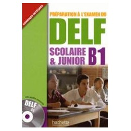 DELF-SCOLAIRE-JUNIOR