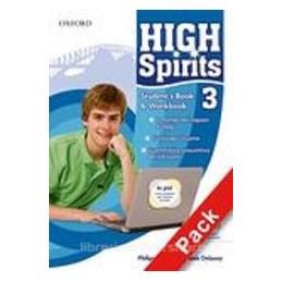 HIGH SPIRITS 3, SB +WB +EXTRA BOOK +MDB