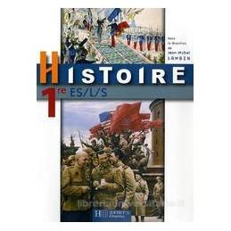 HISTOIRE 1E ES L S
