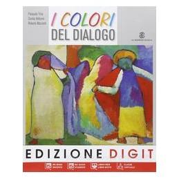 COLORI DEL DIALOGO V.UN.+ATLANTE+VANGELI