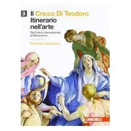 IL CRICCO DI TEODORO 3 ED.ARANCIONE