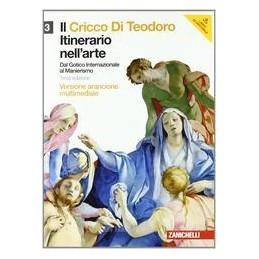 IL CRICCO DI TEODORO 3 ED.ARANCIONE +DVD