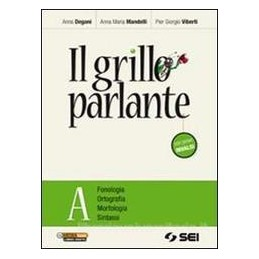 GRILLO PARLANTE (A+B+Q) +CD