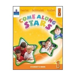 come-along-stars-practice-book-1