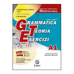 GRAMMATICA-TEORIA-ESERCIZI-A1A2