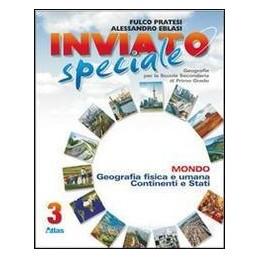 INVIATO SPECIALE 3  MONDO +LAB.ATL.3